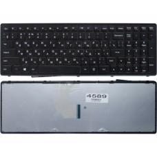 Клавиатура Lenovo Z500 RU чёрная