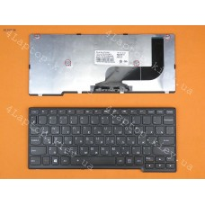 Клавиатура Lenovo S210t Black Frame Black (For Win8) Ru