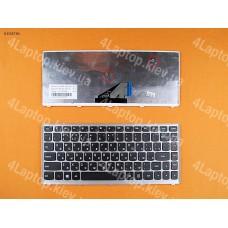 Клавиатура Lenovo U310 RU Silver Frame Black (Win8)