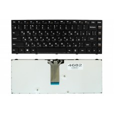 Клавиатура Lenovo IdeaPad B40-30 B40-45 B40-80 G40-30 G40-45 G40-70 G40-80 N40-30, RU чёрная