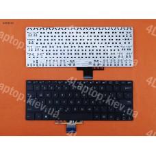 Клавиатура ASUS VivoBook Q301 Q301L Q301LA Q301LP US (чёрная, без рамки)