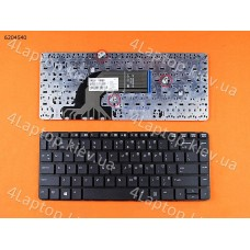Клавиатура HP ProBook 440 441 445 446 (without frame,without foil,For win8) US, Black