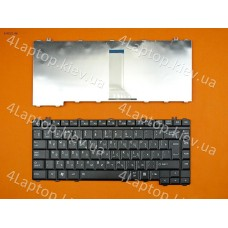 Клавиатура Toshiba Satellite A200,A205,A210,A215,A300,A305,M200,M300,L300. RU,Black