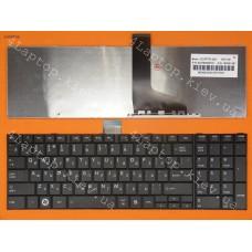 Клавиатура Toshiba Satellite C850,C870 RU, Чёрная