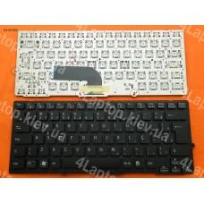 Клавиатура Sony VPC-SD VPC-SB Black (For Backlit version) BR