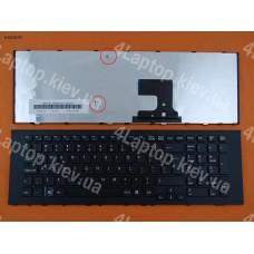 Клавиатура SONY VPC-EJ серия, US, чёрная