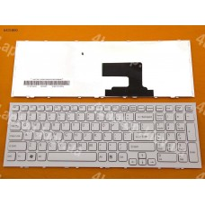 Клавиатура Sony VPC-EH US White Frame White
