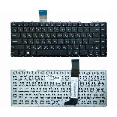 Клавиатура Asus X401,no Frame, Black, RU