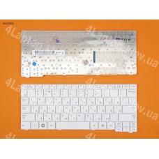 Клавиатура Samsung N143 N145 N148 N150 NB30 Series RU белая