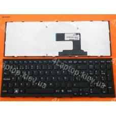 Клавиатура Sony VPC-EL серия, SP, чёрная