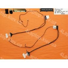 Шлейф матрицы Acer Aspire 5810T 5810Tz LED Lcd Cable 50.4Cr03.012