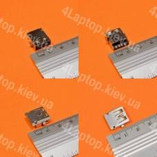 Разъем USB 2.0 ASUS X550 X550V X550CC X550VC K550 F550 Y581C R510 A550L R510L R540 X540 USB107