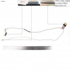 Шлейф матрицы для Lenovo G500 G505 G510, (DC02001PR00, DC02001PR10, For Discrete Video Card, OEM)