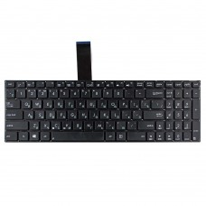 Клавиатура для Asus A56 K56 S56 S550 X553 series, RU, (черная, OEM)