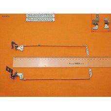 Петли Acer Aspire V5-531 V5-571 34.4VM07.XXX 34.4VM06.XXX, пара, левая+правая