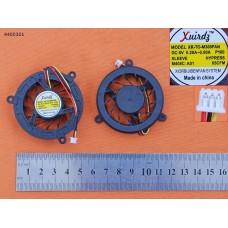 Вентилятор для Toshiba Satellite A300 M300, HP Probook 4510s, (KSB0505HA, GCO55510VH-A, B3402.13.V1.F.GN, GC055510VH-A, OEM)