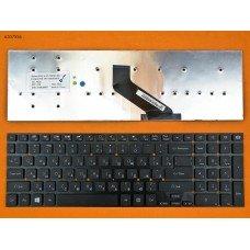 Клавиатура для Gateway Nv55 NV57 NV75 NV77, Packard Bell LS11 LS13 TS11, RU, чёрная