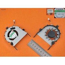 Вентилятор Acer Aspire 5745 5745G (версия 2, Original)