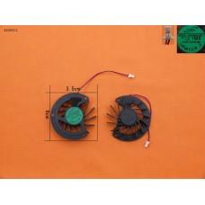 Вентилятор HP DV4-1000 CQ40 CQ45 (For AMD, 2 pins, OEM)