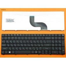 Клавиатура Gateway Ne Black, Packard Bell Easynote Le11, RU, черная