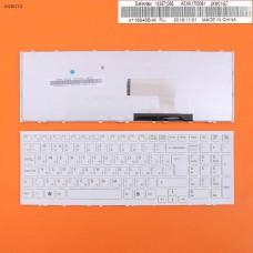Клавиатура Sony VAIO VPC-EH, RU, белая
