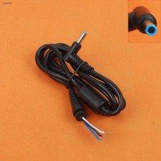 DC Кабель для блока питания ноутбука HP 4.5*3.0*0.7 (1.2м, 0.3мм2, медный, с ферритом)