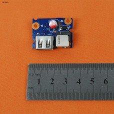 Разъем питания для Lenovo G480 G485 G580, с платой LG4858