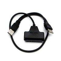 """Переходник адаптер SATA на USB 2.0 для HDD/SSD 2.5"""""""