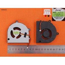 Вентилятор Toshiba Satellite L675D A660 A665 L675 C660 (Intel), Gateway NV53, ACER TravelMate 5740 (AMD), (версия 1, OEM)