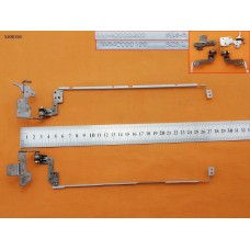 Петли для HP Pavilion 15-G 15-H 15-R 15-S, HP 250 G3, AM14D000100, AM14D000200, пара, левая+правая, OEM