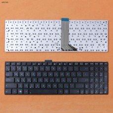 Клавиатура Asus X502 X502C X502CA S500 S500C S500CA RU (черная, с креплением, OEM)