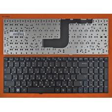 Клавиатура для Samsung RV511 RV520 RV515 series, RU, черная