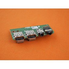 Плата USB Audio для Asus N53 series, N53sv N53sn N53sm N53jq N53jn N53jf N53s N53j, 69N01MB10C04-01