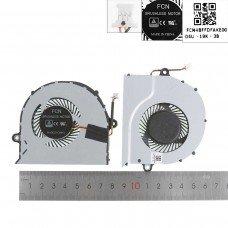 Вентилятор для Acer Aspire E5-511G E5-521G E5-531G E5-551G E5-571G, V3-572G, Extensa 2510, TravelMate TMP256, (Original)