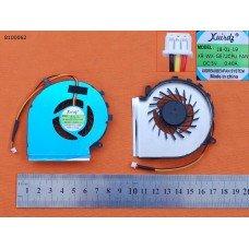 Вентилятор для MSI GE62 GE72 PE60 PE70 GL62 (3pin, для CPU, MF60090V1-C480-S99 PAAD06015SL N303, OEM)