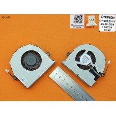 Вентилятор Acer E5-572 T5000 Mf60120v1-C690-G99 (Original)