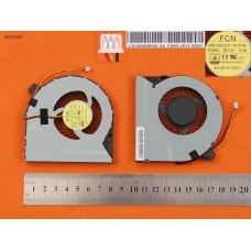 Вентилятор Asus K550 X750dp K550d K550dp ksb06105hb-ai10