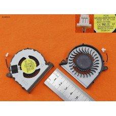 Вентилятор для ноутбука Samsung NP530U4E NP530U4E NP535U4E, NP540U4E NP740U3E NP740U3C, (BA31-00136A, Original)