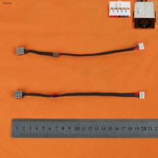 Разъем гнездо питания Dell Inspiron 15 5543 5545 5547 5548 series, 0M03W3, Pj803 (с проводом/кабелем)