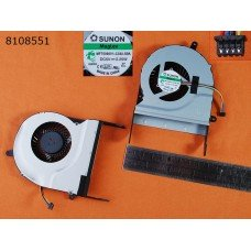 Вентилятор Asus N551J N551JW N551JK N551JX G551 G551J G551JM G551JX N551JQ G58 G58J G58JW MF75090V1-C330-S9A (version 1,Original)