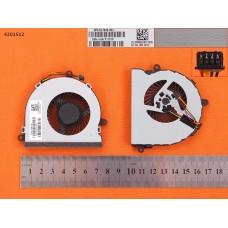Вентилятор кулер HP 15-Ac121dx 15-Ac067tx 15-Af 15-AY 15-BS 14-R020 Tpn-C116 Tpn-C125 HP 250 G4 G5 255 G4 G5 (4 провода,Original)