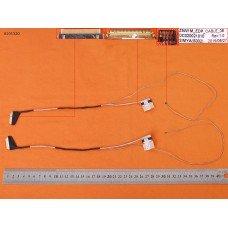Шлейф матрицы Acer Aspire ES1-520 ES1-521 ES1-522, 30Pin eDP