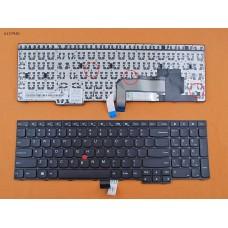 Клавиатура Lenovo Thinkpad E550 E550C E555 E560 E565 US (с трекпоинтом, Original)