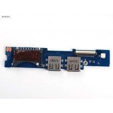 USB плата для Samsung NP530U3C NP530U3B NP535U3C NP532U3C, BA92-09691A Lotus13