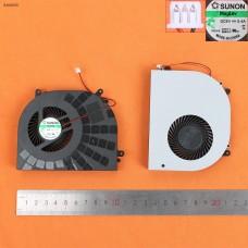 Вентилятор для ноутбука Hasee K660D-i5d4 (для CPU, OEM)
