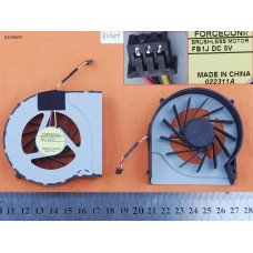 Вентилятор для HP Pavilion DV7-4000 DV6-4000 DV6-3000, Hasee A560P K580P K580S, (Original)