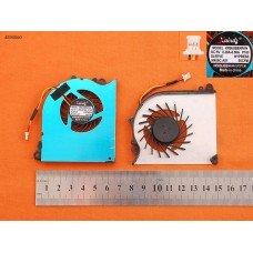 Вентилятор кулер для MSI GS60 (For CPU fan, правый, PAAD06015SL-N294, OEM)