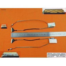 Шлейф матрицы Acer Aspire 5742 5742G 5742Z (LVDS 40pin, DC020013J10, OEM)