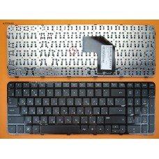 Клавиатура HP Pavilion G6-2000 series, RU (черная с рамкой, Original)