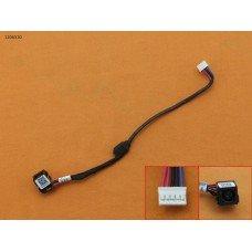 Разъем гнездо питания Dell Latitude E6530 0PJD1P PJ566 (с проводом)